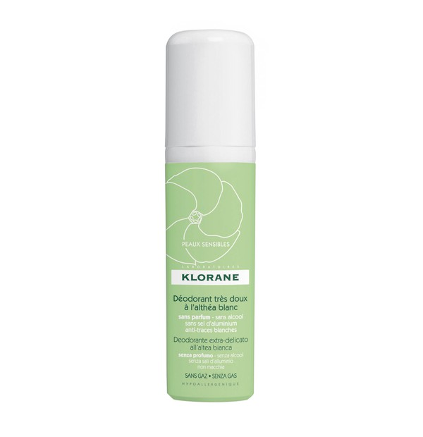 KLORANE DEO DEODORANT SPRAY 125ML
