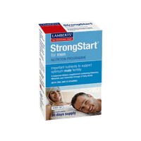 Lamberts Strongstart For Men 30Caps-30Tabs