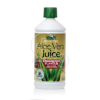 OPTIMA - ALOE VERA Juice Cranberry Flavour - 1000ml