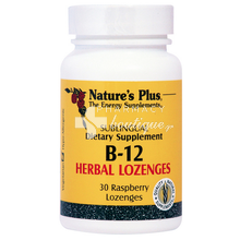 Nature's Plus VITAMIN B-12 - Κοβαλαμίνη 1000mcg, 30logenzes