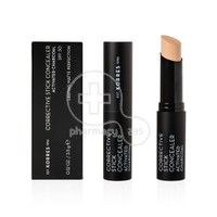 KORRES - ACTIVATED CHARCOAL Corrective Stick Concealer SPF30 ACS2 - 3.5gr