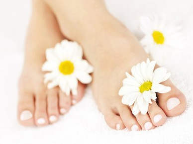 Foot care for pregnant women