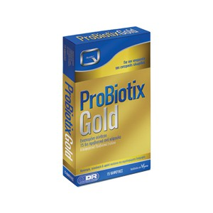 QUEST Probiotix gold 15κάψουλες