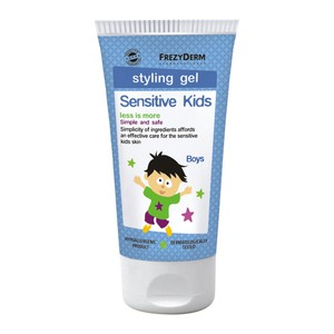 FREZYDERM Sensitive kids hair styling gel 100ml