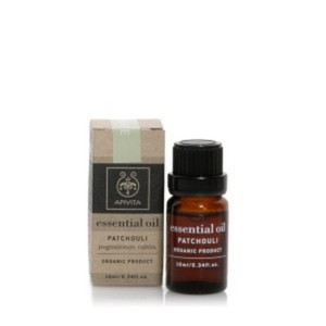 Apivita essential oil patchouli rejuvenate 10ml