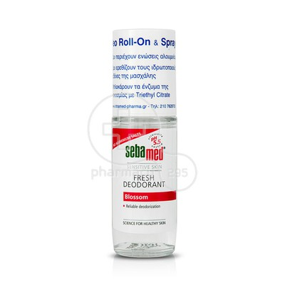 SEBAMED - SENSITIVE SKIN Fresh Deodorant Blossom - 50ml