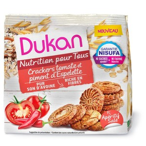 Dukan crackers