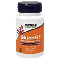NOW GLUCOFIT 60 SOFTGELS