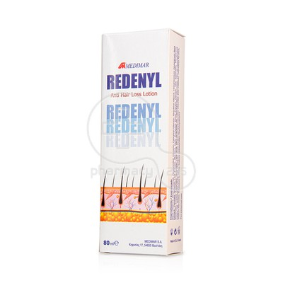 MEDIMAR - REDENYL Redenyl Anti Hair Loss Lotion - 80ml