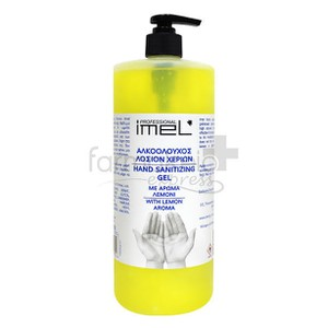 IMEL Hand Sanitizing Gel 1Lt