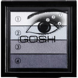 Gosh Smokey Eyes Palette 04 Blue Παλέτα Σκιών