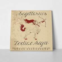 Zodiac sign of sagittarius 410493772 a