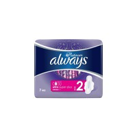 ALWAYS PLATINUM ULTRA SUPER PLUS (SIZE 2) 7ΤΕΜ
