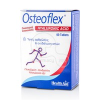 HEALTH AID - OSTEOFLEX with Hyaluronic Acid - 60tabs