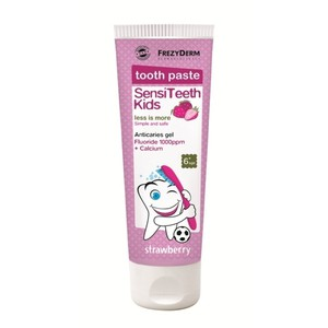 Frezyderm senstiteeth kids toothpaste 1000ppm 50ml