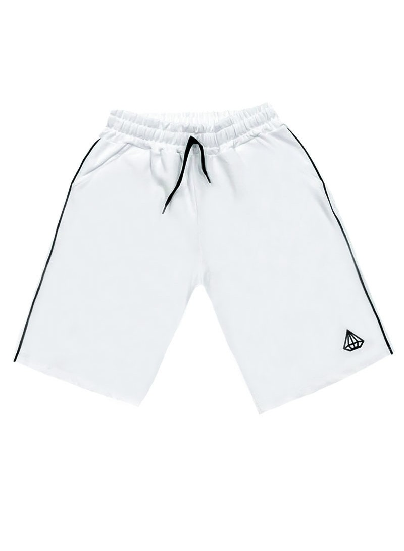 TONY COUPER WHITE LINE SHORTS