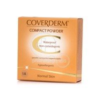 COVERDERM - COMPACT POWDER Normal Skin No1Α - 10gr