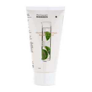 Korres lime styling gel for normal hold
