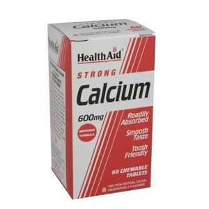 Health aid calcium 600mg