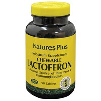 NATURE`S PLUS LACTOFERON 90CHEWABLE  TABS