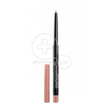 MAYBELLINE - COLOR SENSATIONAL Shaping Lip Liner - No20 (Nude Seduction) - 4,5gr
