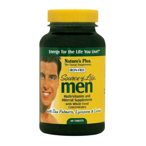 Nature s plus source of life men s