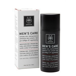 Apivita men s care gel 50ml