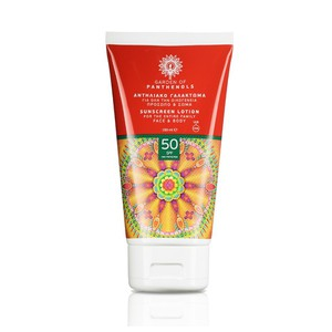 Face   body sunscreen lotion spf 50