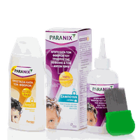 PARANIX - PROMO PACK Shampoo (200ml) & Shampoo 2in1 (Πρόληψη - 200ml)