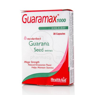 HEALTH AID - Guaramax 1000 - 30caps