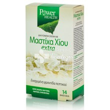 Power Health Μαστίχα Χίου Extra - Στομαχικές Διαταραχές, 14 φακελάκια