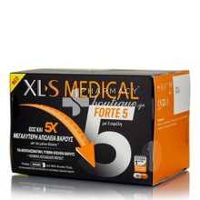 XL-S Medical Forte-5 - Αδυνάτισμα, 180 caps