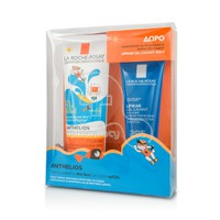 LA ROCHE-POSAY - PROMO PACK ANTHELIOS Dermo Pediatrics Wet Skin Gel Lotion SPF50+ - 250ml ΜΕ ΔΩΡΟ LIPIKAR Gel Lavant - 100ml