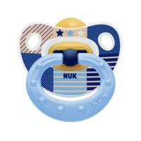 NUK CLASSIC HAPPY KIDS ΚΑΟΥΤΣΟΥΚ 18-36m