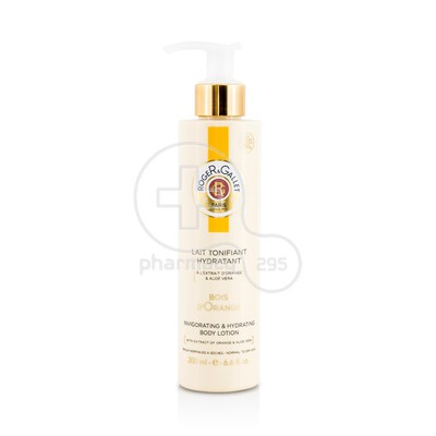 ROGER & GALLET - BOIS D' ORANGE Lait Tonifiant Hydratant - 200ml