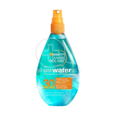 GARNIER - AMBRE SOLAIRE UV Water Transparent Protecting Spray SPF30 - 150ml