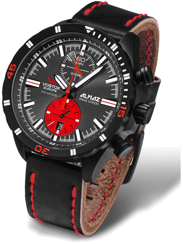 Almaz Space Station Chrono Line