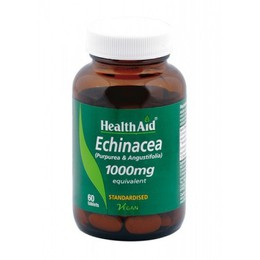 Health Aid Echinacea 1000mg 60Tablets