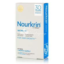 Vogel Nourkrin For Woman - Τριχόπτωση, 60 tabs