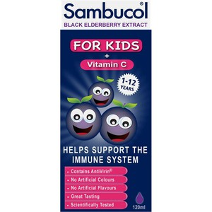 Sambucol kids formula 120ml