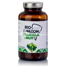 Rio Amazon Graviola Fruit 500mg - Ανοσοποιητικό, 120 caps