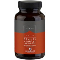 TERRANOVA BEAUTY COMPLEX  SKIN-HAIR-NAILS 100 VEG. CAPS
