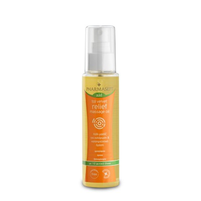 Pharmasept - Tol Velvet Relief Massage Oil - 100ml