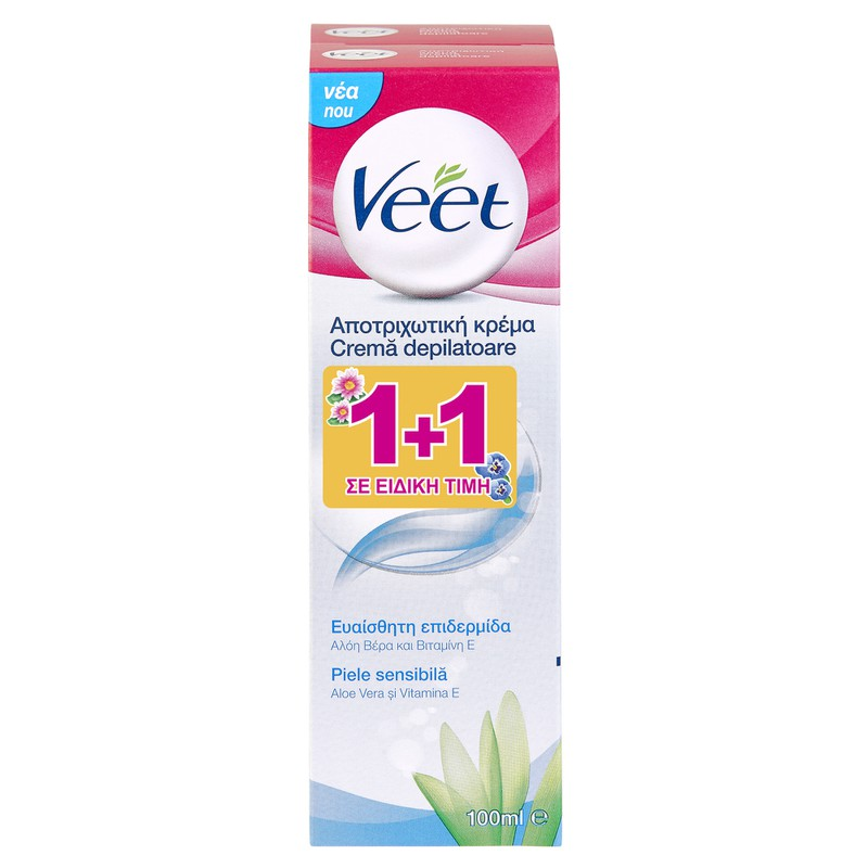 Veet Veet Silk Fresh Hair Removal Cream 1 1 Special Price Legs