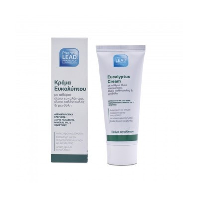 Vitorgan - Pharmalead Eucalyptus Cream - 50ml