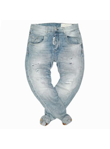 COSI JEANS GARRAIA 3 LIGHT DENIM S21