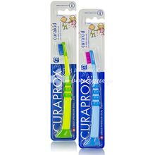 Curaprox CK CURAKID Ultra Soft (0-4 χρονών) (4260) - Πολύ Μαλακή, 1τμχ.