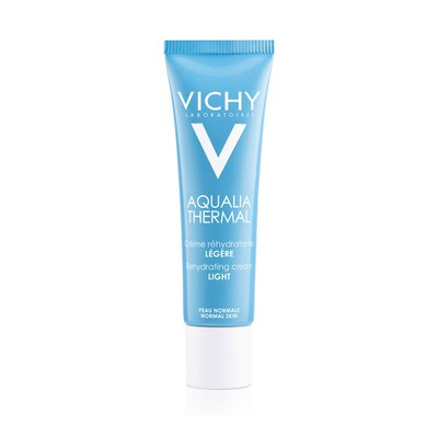 (STOP) Vichy - Aqualia Thermal Light Cream Tube - 30ml