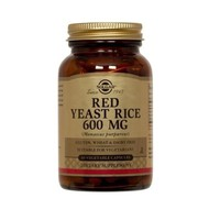 SOLGAR RED YEAST RICE 60CAPS