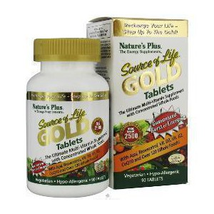 Nature s plues gold tablets
